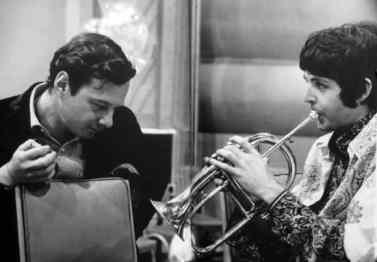 Con Paul en 25/6/1967