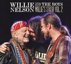 Willie Nelson - Willie And The Boys Willie_s Stash Vol. 2