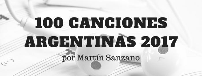 100 CANCIONES ARGENTINAS 2017