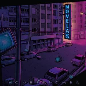HombreBomba - Novelas
