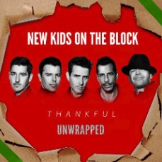New Kids On The Block - Thankful Unwrapped