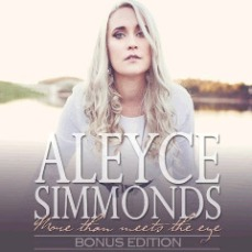 Aleyce Simmonds - More Than Meets The Eye