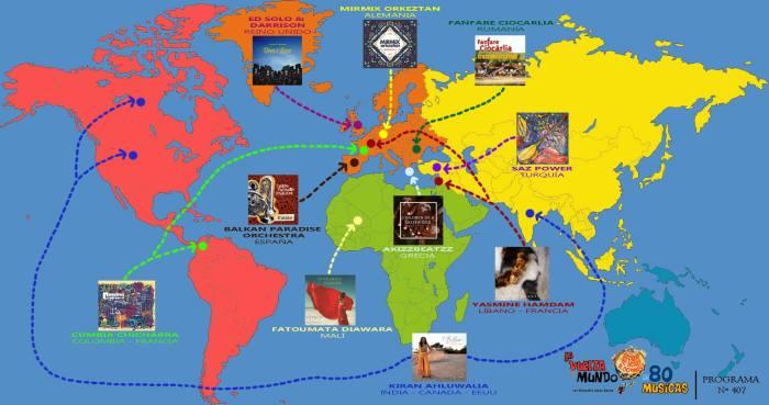 Mapa 407