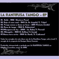 La Ratifusa Tango - EP